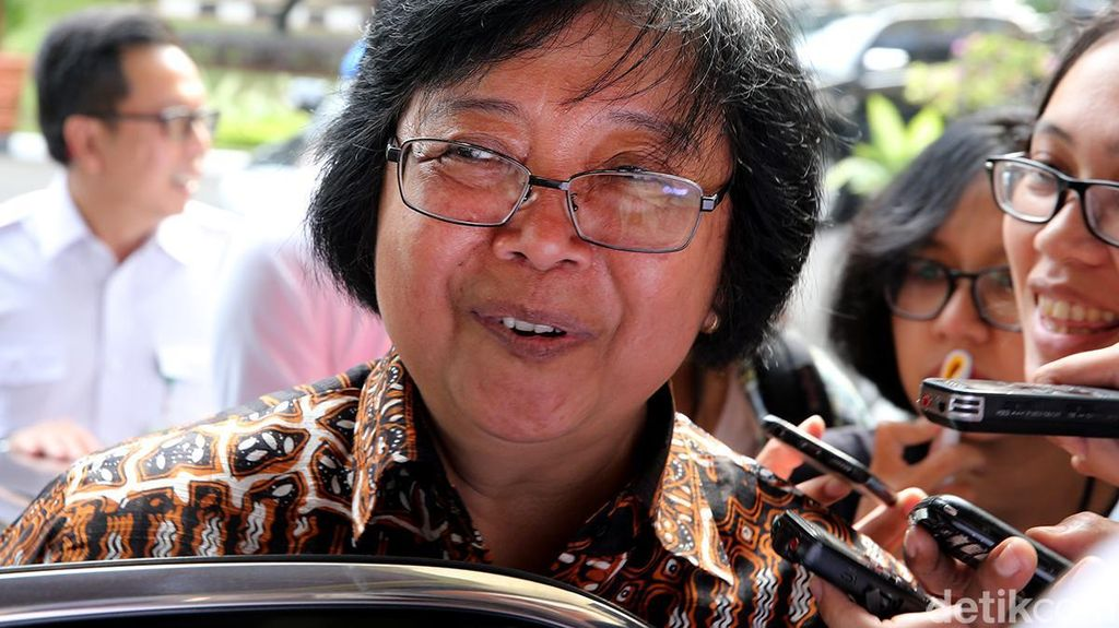 Soal Kabut Asap Riau, Menteri LHK: Masyarakat Harus Hentikan Bakar Lahan