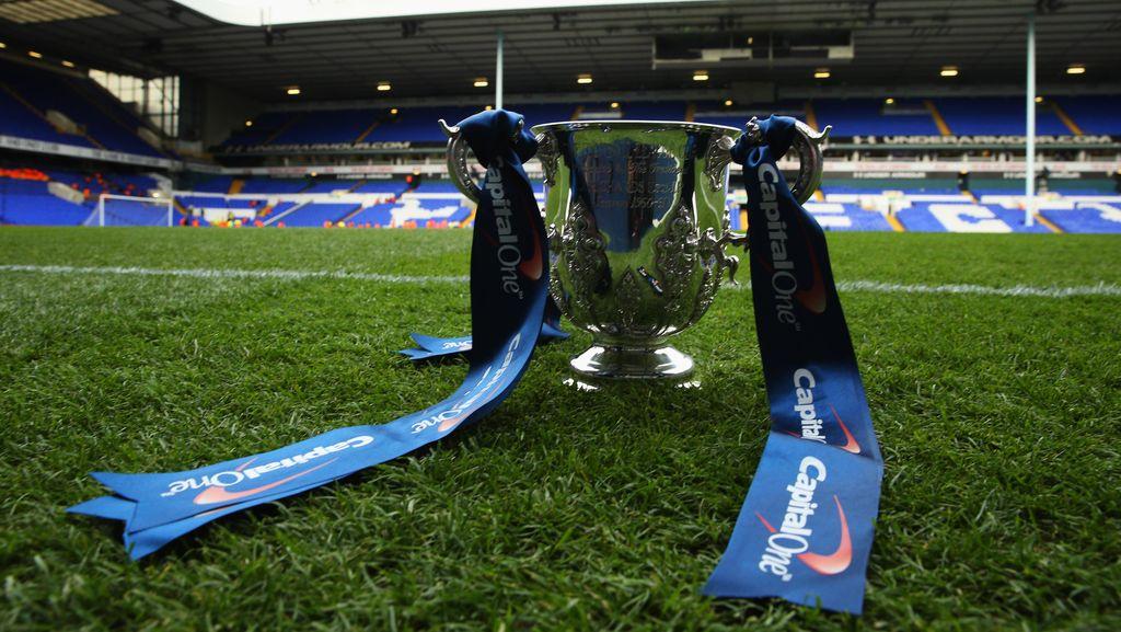 Leicester Bertemu Chelsea di Babak Ketiga Piala Liga Inggris