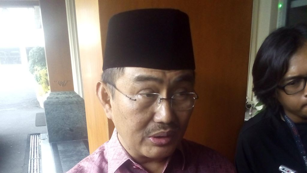 Jimly: Partai Silakan Banyak, Tapi Strukturnya di Parlemen Cukup Dua