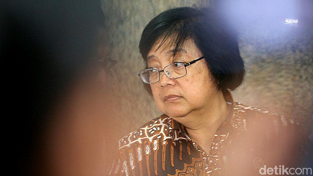 Menteri LHK: Kami Tak akan Ajukan Praperadilan SP3 15 Perusahaan