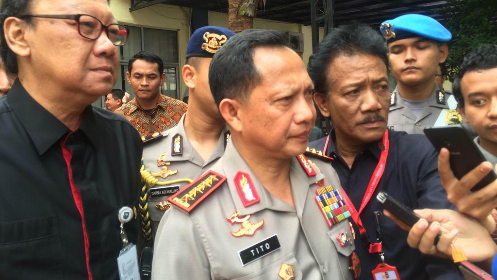 Kapolri Tito Bahas Reformasi di Tubuh Polri Bersama Kompolnas
