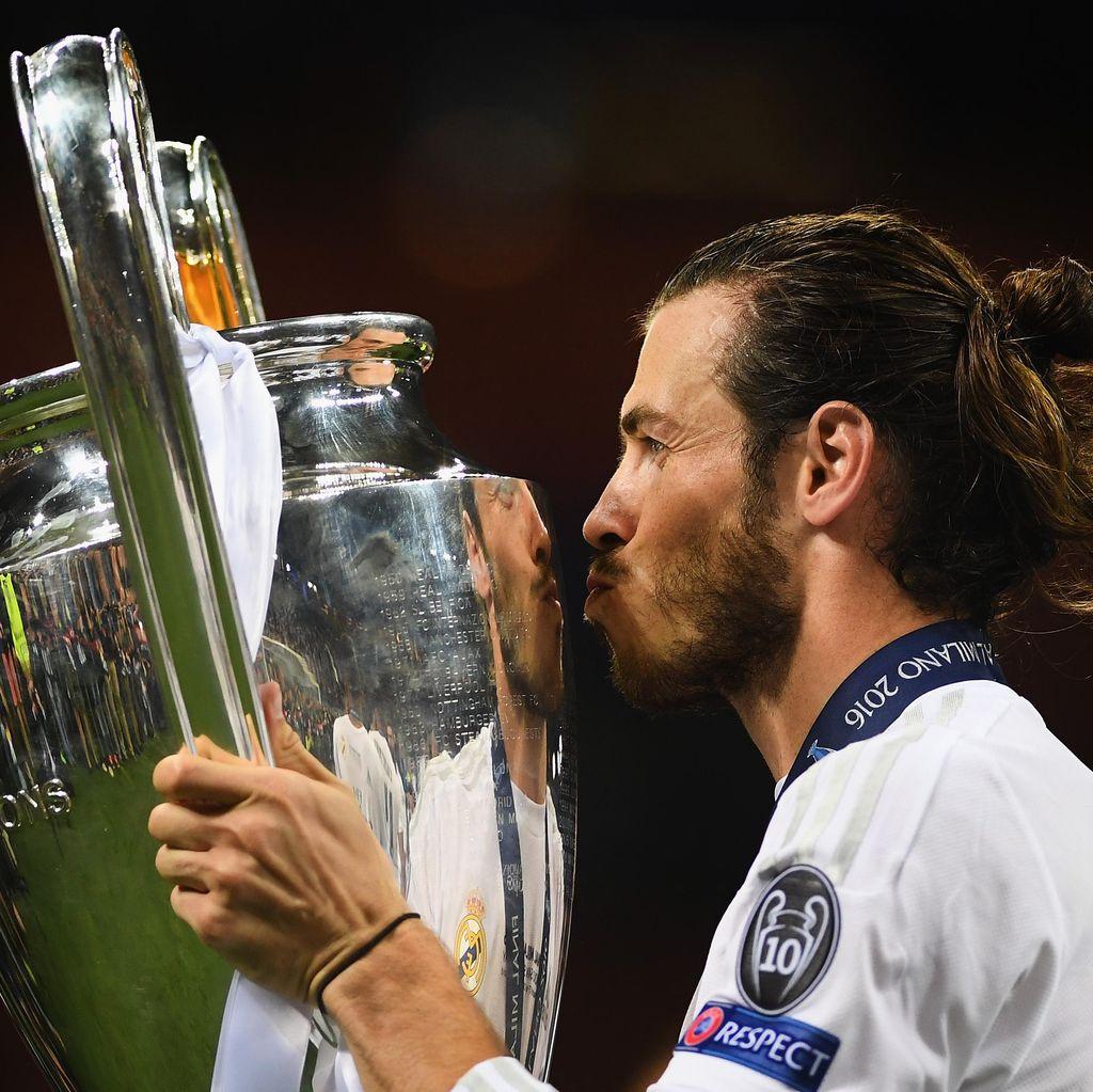 Final Liga Champions di Kampung Halaman Sendiri, Bale Kian Termotivasi