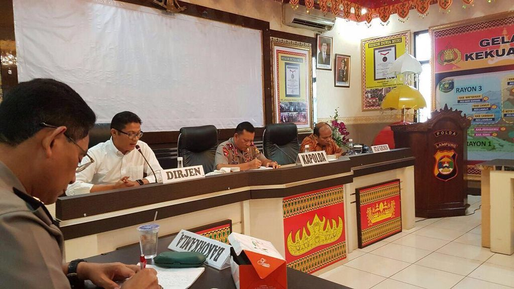 Ada Perompakan di Perairan Lampung, KKP Buat 5 Langkah untuk Nelayan