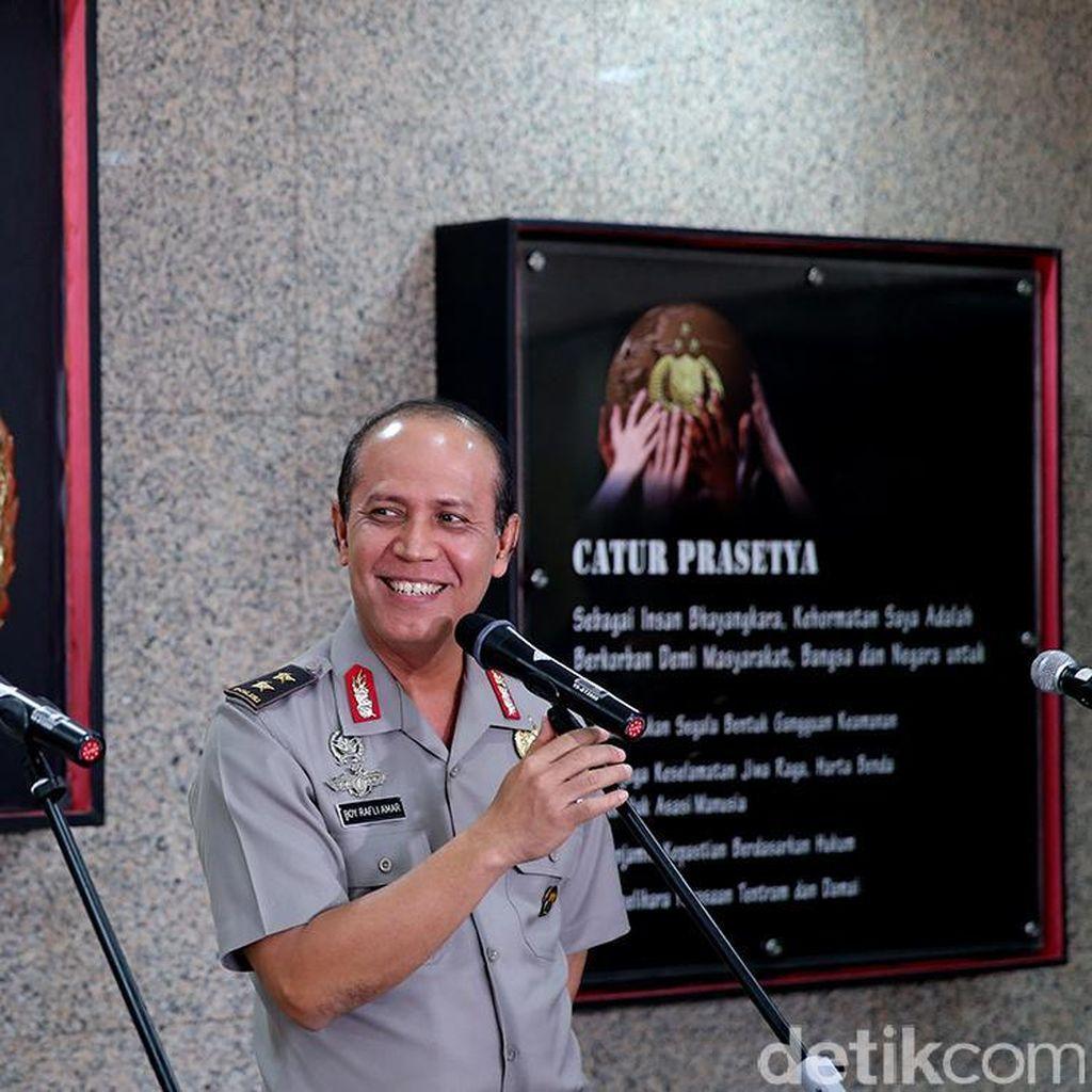 Polisi Juga Ciduk Perempuan Teman Sekamar Aa Gatot di Hotel di Lombok