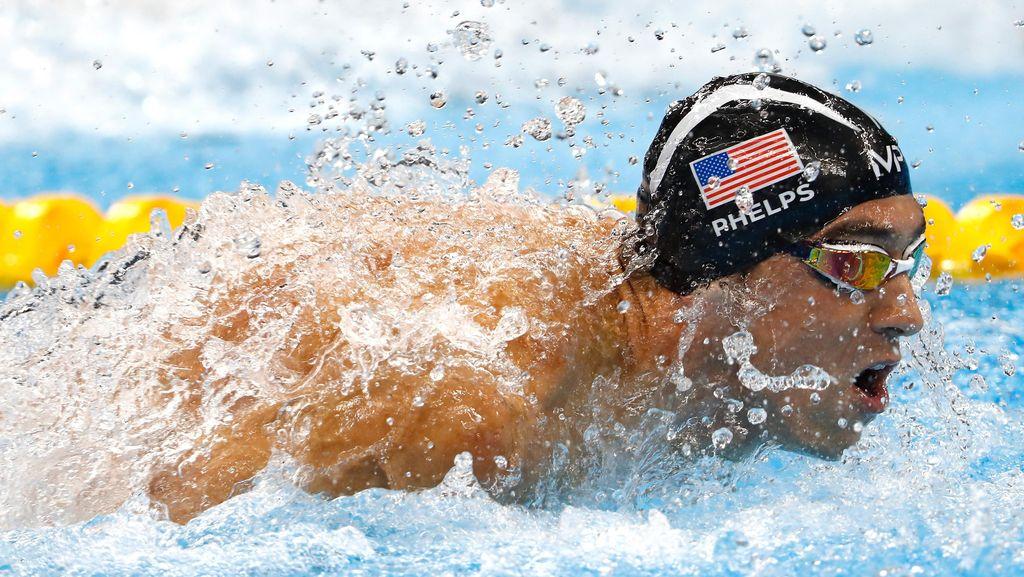 Di Olimpiade, Renang dan Senam Paling Banyak Dibicarakan di Media Sosial