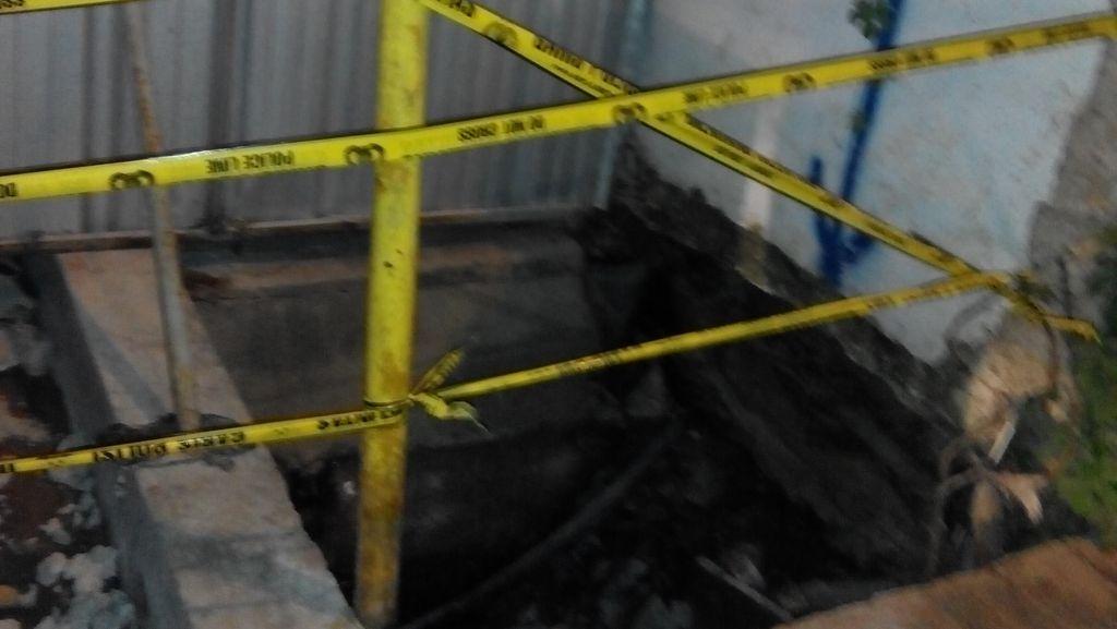 Mayat di Gorong-gorong Fatmawati Sudah Dievakuasi