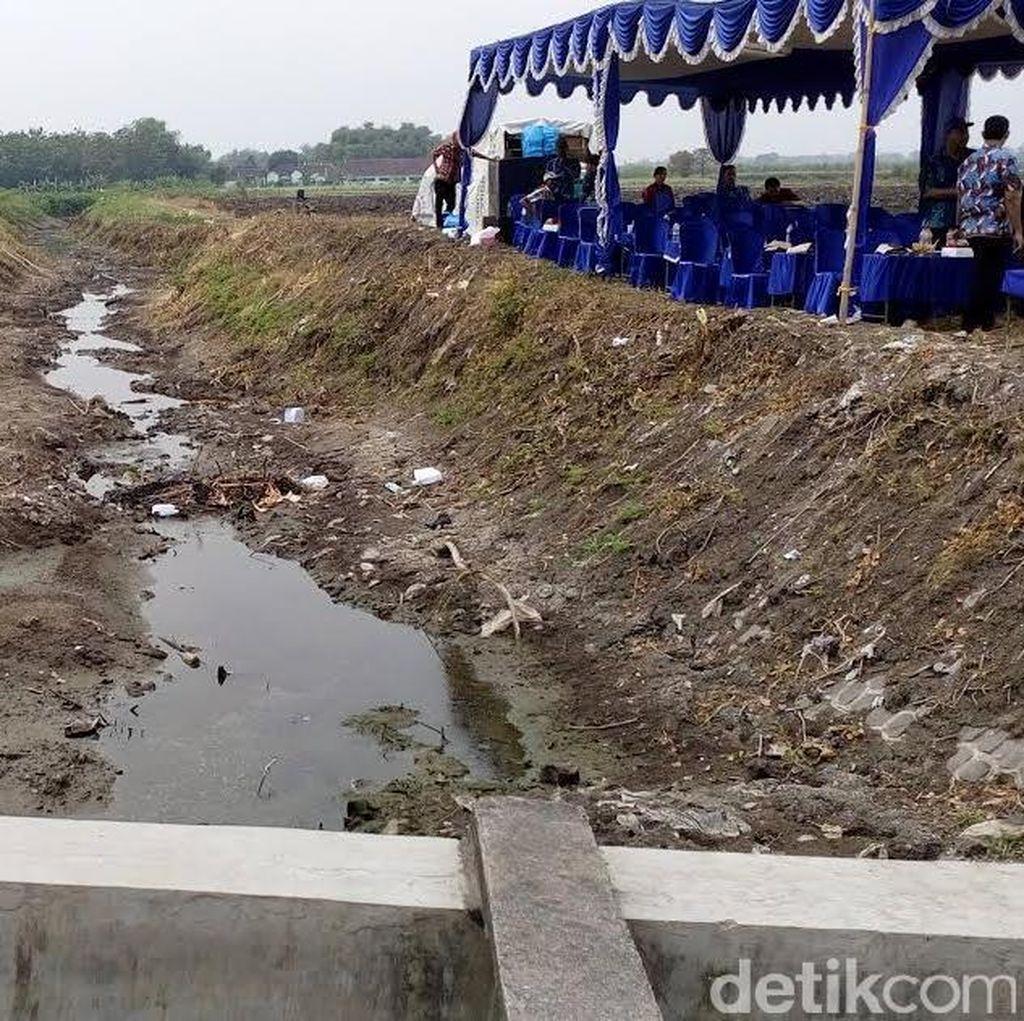 PG Gempolkrep Normalisasi 10 Km Patusan di Mojokerto dan Jombang