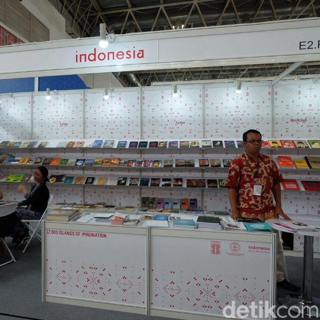 Di BIBF 2016, Indonesia Unjuk Gigi ke Pembaca Tiongkok