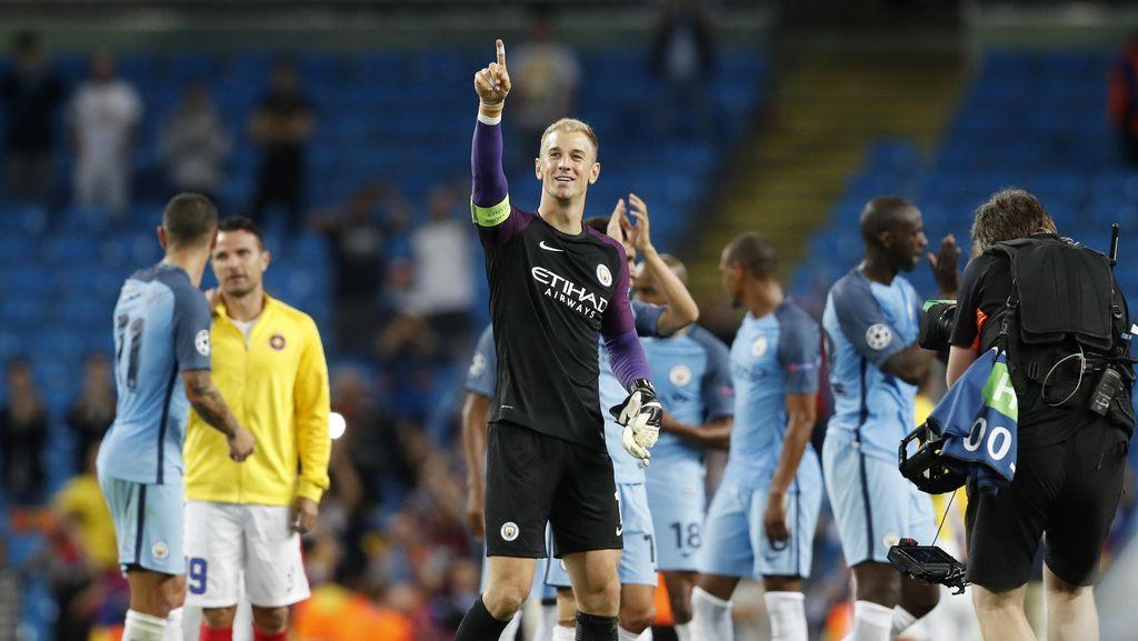 Soal Hart, Guardiola Pahami Perasaan Suporter City