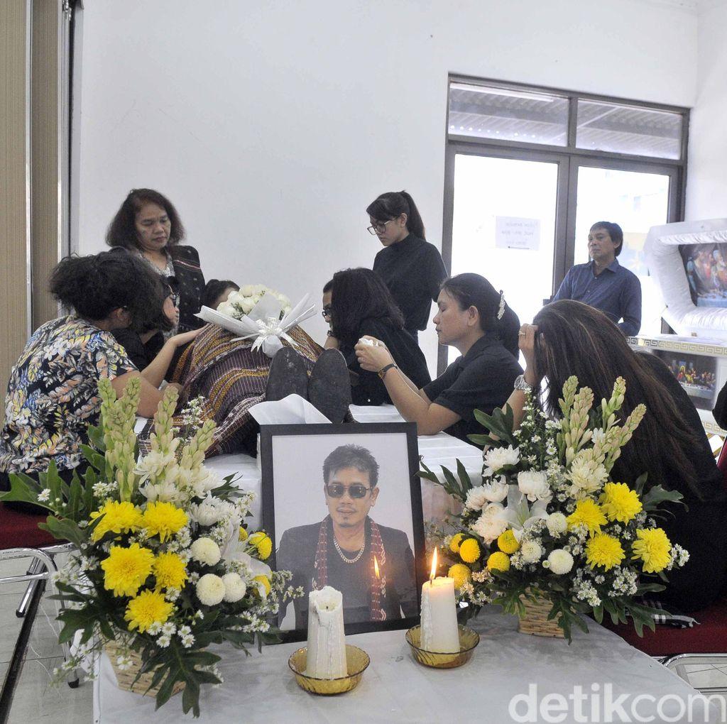 Eddy Silitonga Tutup Usia, Imam S Arifin Ditangkap Lagi karena Narkoba
