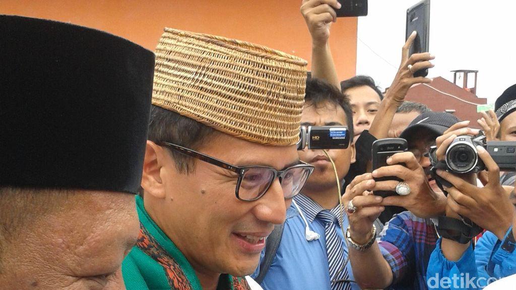 Terima Dukungan dari PKB, Sandiaga: Mari Membangun Jakarta dengan Hati