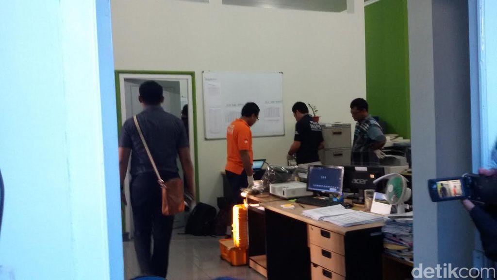 Perampok BPR di Sleman Ada 6 Orang, Pakai Penutup Kepala dan Sekap Karyawan
