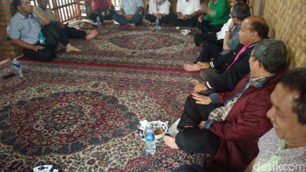 Pemred Media Massa Nasional Bertemu di Tapos Bogor Bahas Pemerintahan Jokowi-JK