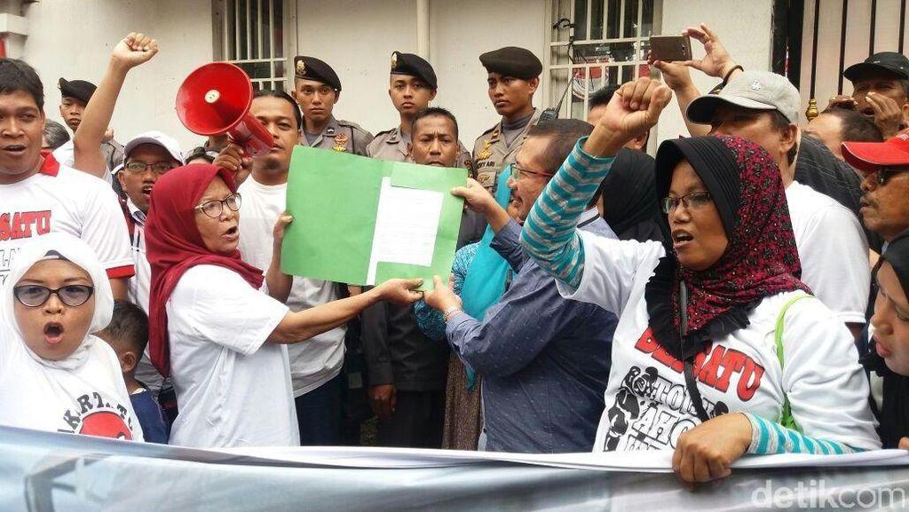 Bambang DH Janji Bawa Aspirasi Penolak Ahok di Pilgub DKI ke DPP PDIP