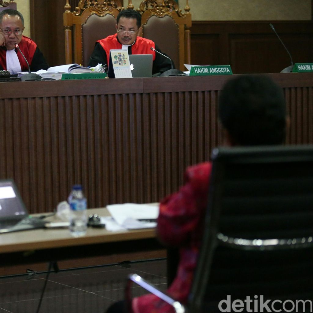 Sidang Jessica, Ahli Hukum: Hakim Tak Boleh Anggap Terdakwa Sebagai Orang Salah