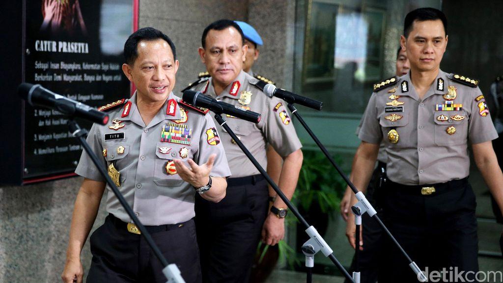 Puan, Siti Nurbaya dan Tito Bahas Kebakaran Hutan