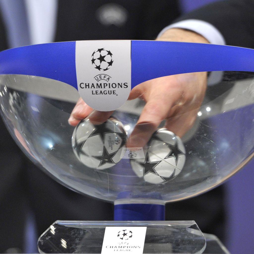 Serba-serbi <i>Drawing</i> Fase Grup Liga Champions