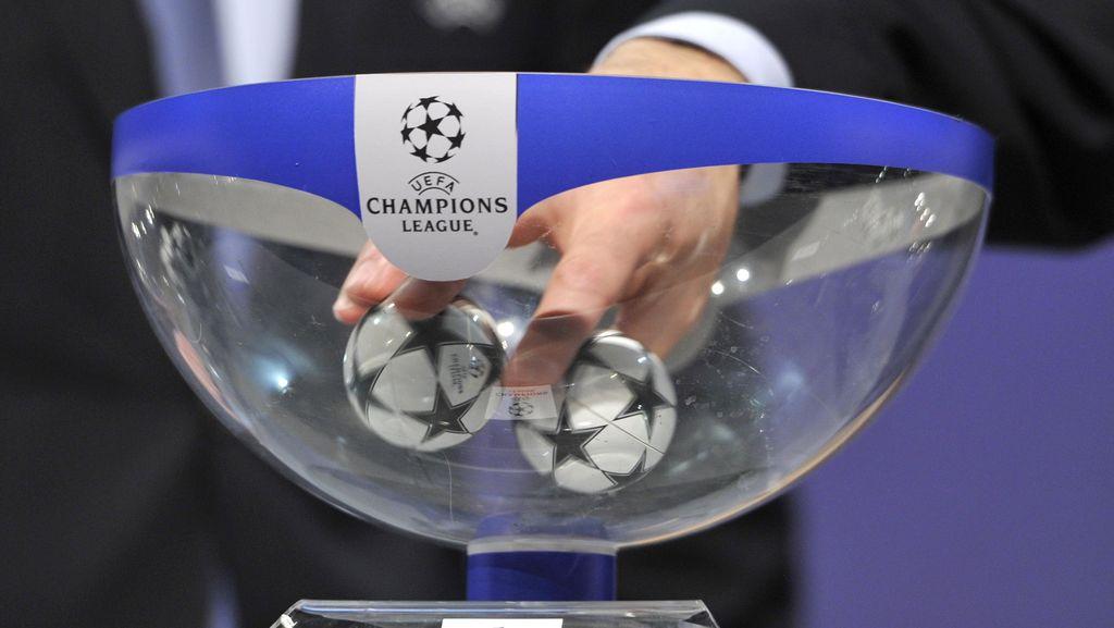 Serba-serbi Drawing Fase Grup Liga Champions