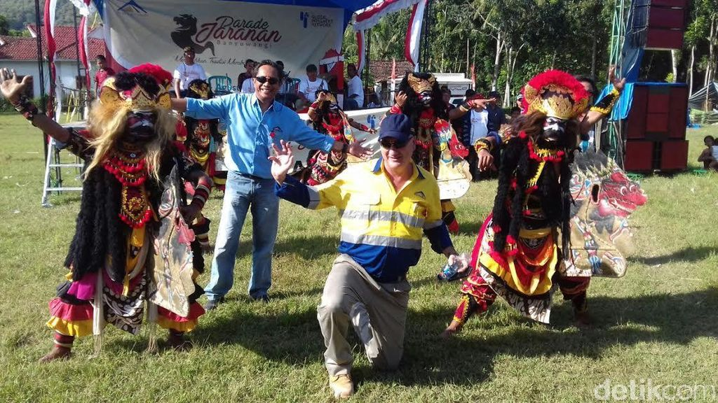 Festival Jaranan Buto di Pesanggaran dan Siliragung Sebagai Pelestarian Budaya