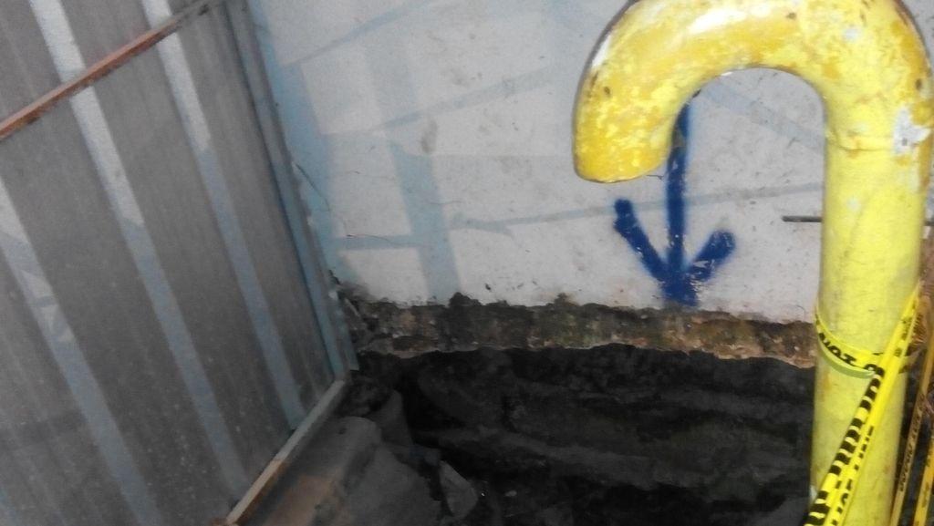 Mayat di Gorong-gorong Fatmawati Perempuan, Polisi Tunggu Hasil Autopsi
