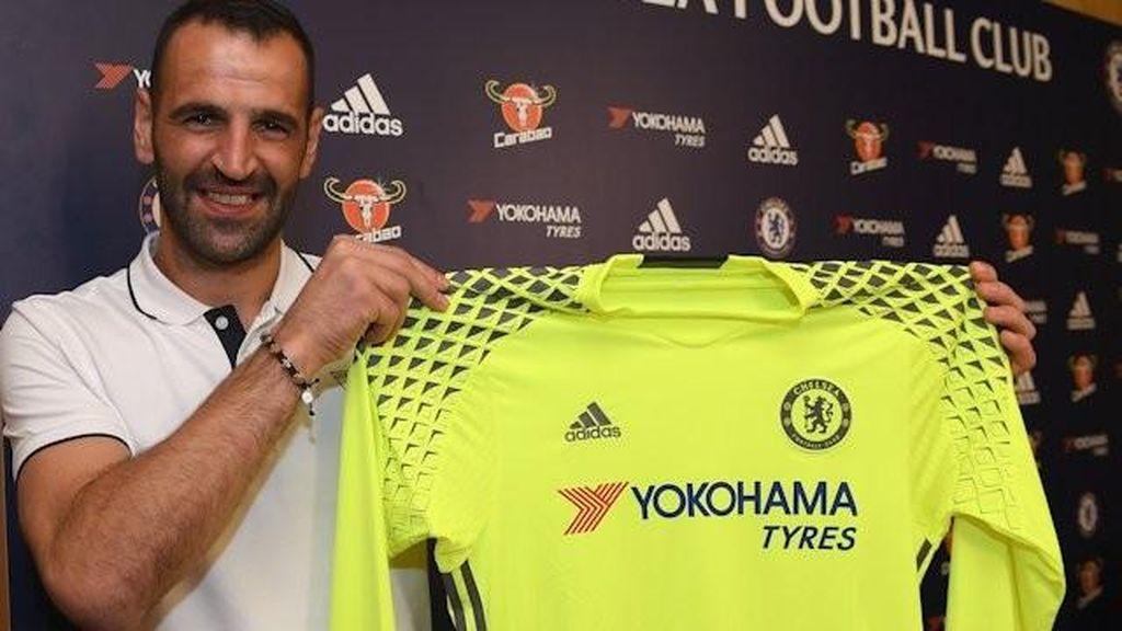 Chelsea Datangkan Eduardo dari Dinamo Zagreb