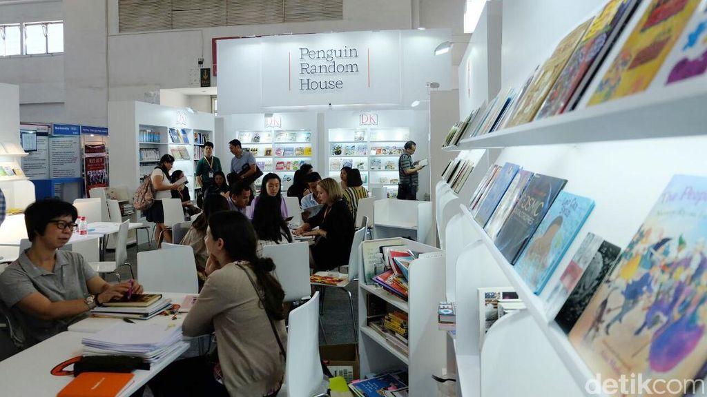Hari ke-4 BIBF 2016 Terbuka untuk Publik Tiongkok