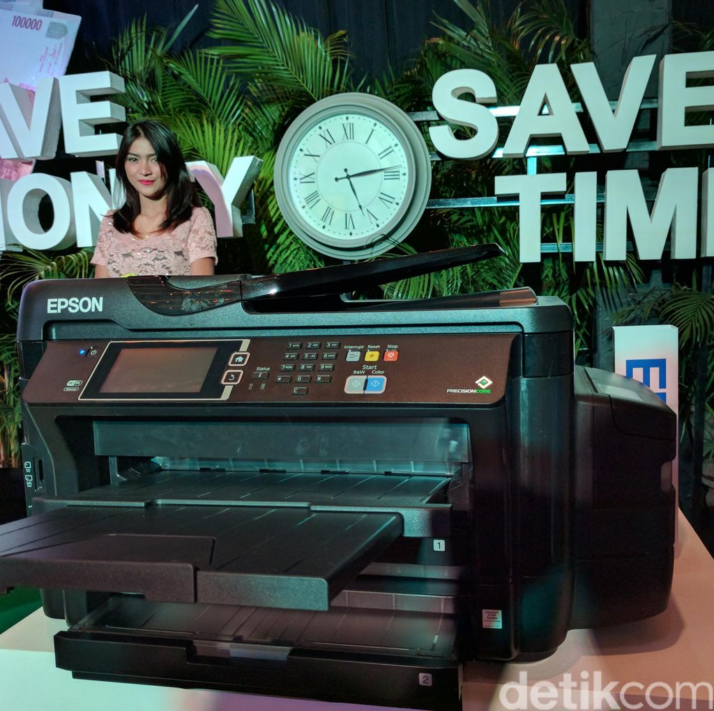 Duo Printer L Series Anyar Epson Ikut Melenggang