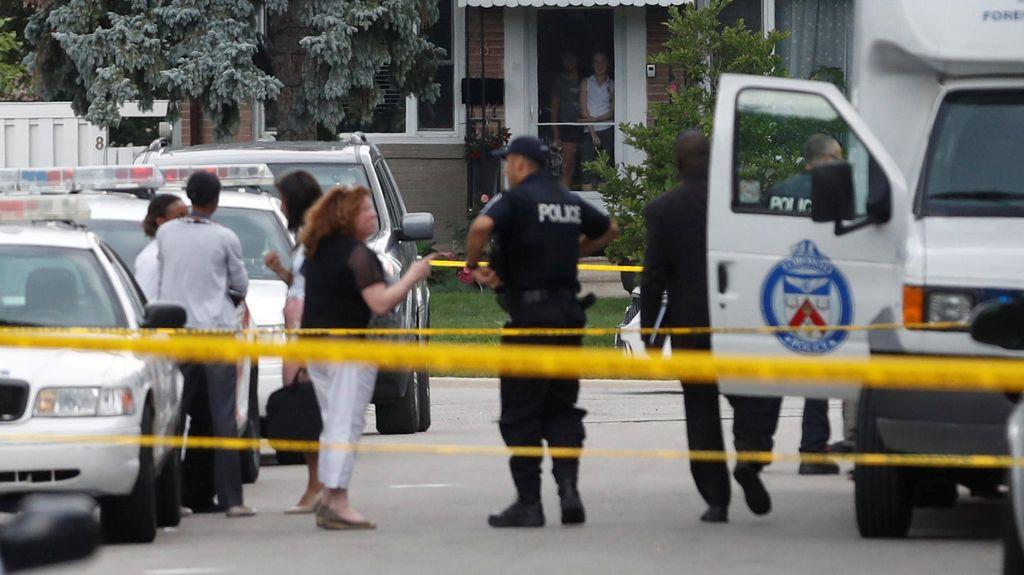 Serangan Busur Panah Tewaskan 3 Orang di Kanada
