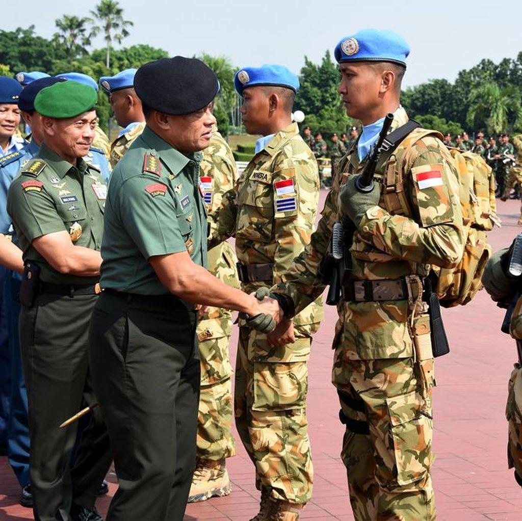 Panglima TNI Imbau Tidak Ada Tindakan Provokatif di Laut China Selatan