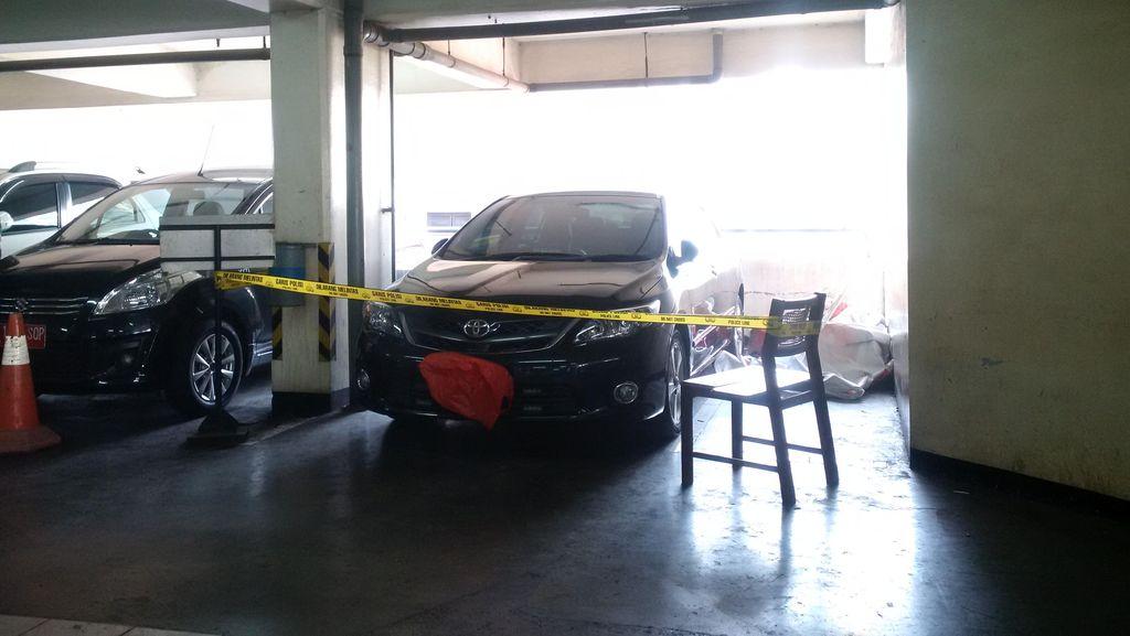 Begini Awal Mula Penemuan Jenazah Pensiunan TNI di Parkiran Kemenkum HAM