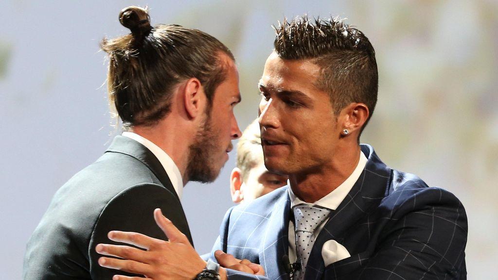 Jadi Pemain Terbaik di Eropa 2015/2016, Ronaldo Puji Rekan-Rekan Setimnya
