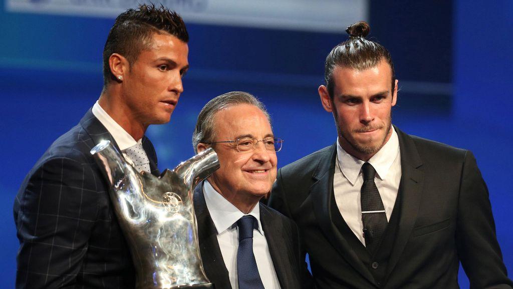 Penghargaan sebagai Penegasan Musim Terbaik Ronaldo