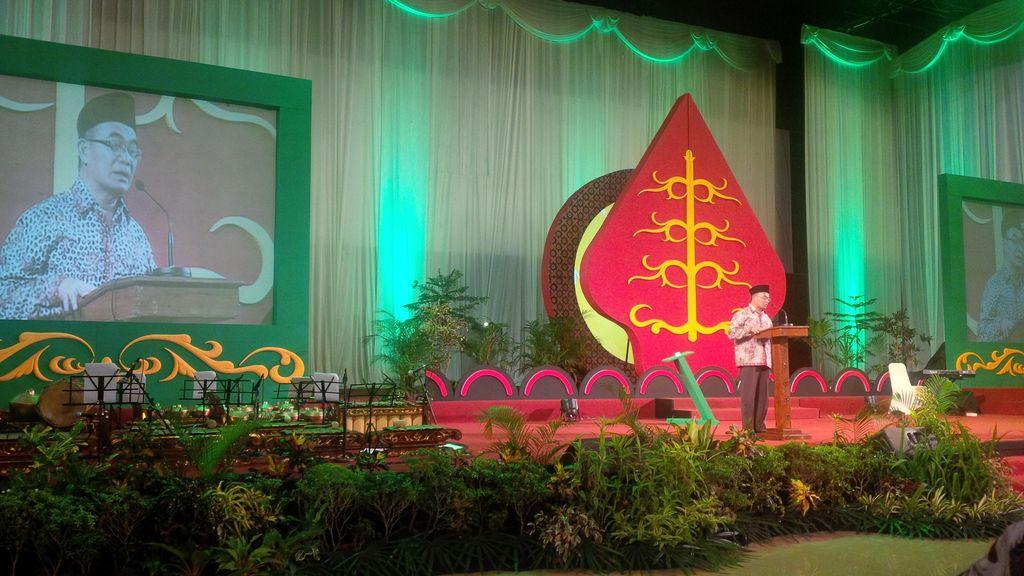 Muktamar XIII Nasyiatul Aisyiyah Resmi Dibuka di UMY