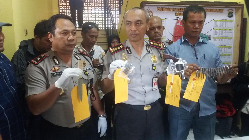 Polisi Tembak Mati 1 dari 2 Pencuri Motor yang Gentayangan di Pulogadung