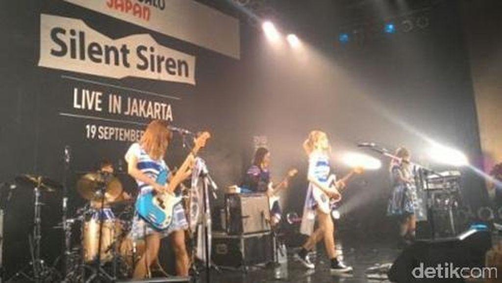 Silent Siren Kembali Konser di Jakarta