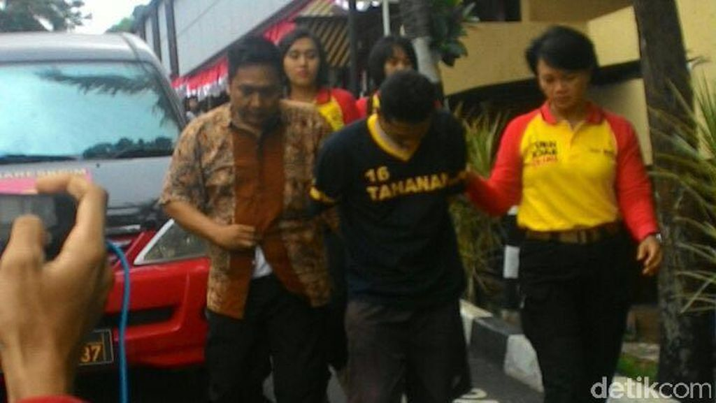 Diduga Cabuli Siswi SMA, Wakil Kepsek Ditangkap Polisi