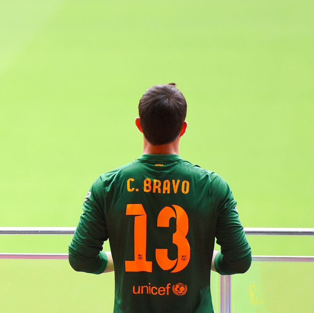 Salam Perpisahan Bravo pada Barcelona