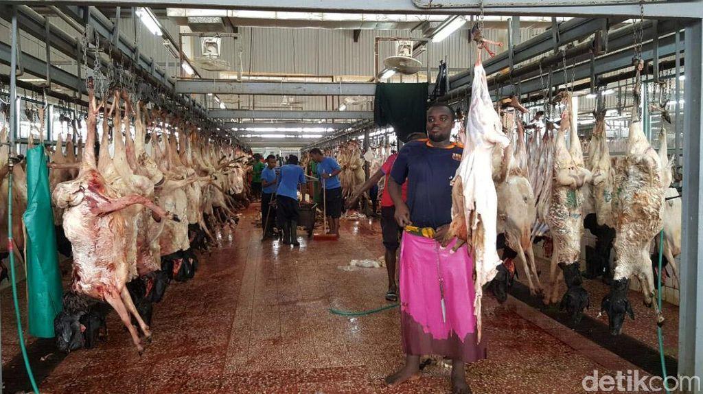 Mengunjungi Pasar Kakiyah di Makkah