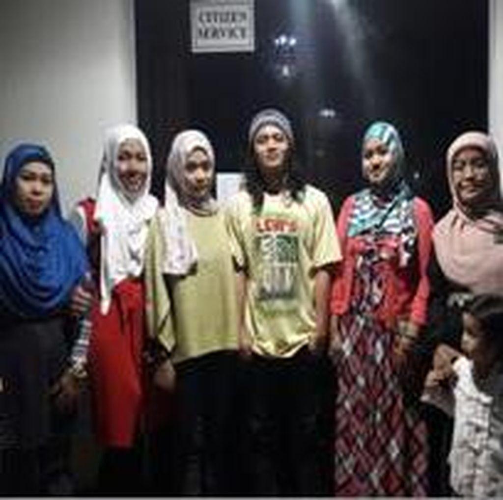 Tiga Bulan Dirawat di KBRI Cairo, TKW Wangsih Kembali ke Indonesia