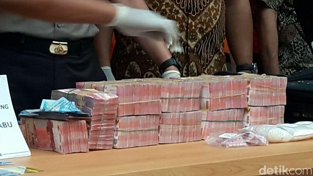 Sita Uang Hampir Rp 1 M, Polisi Jerat Sindikat Sabu Malaysia dengan TPPU