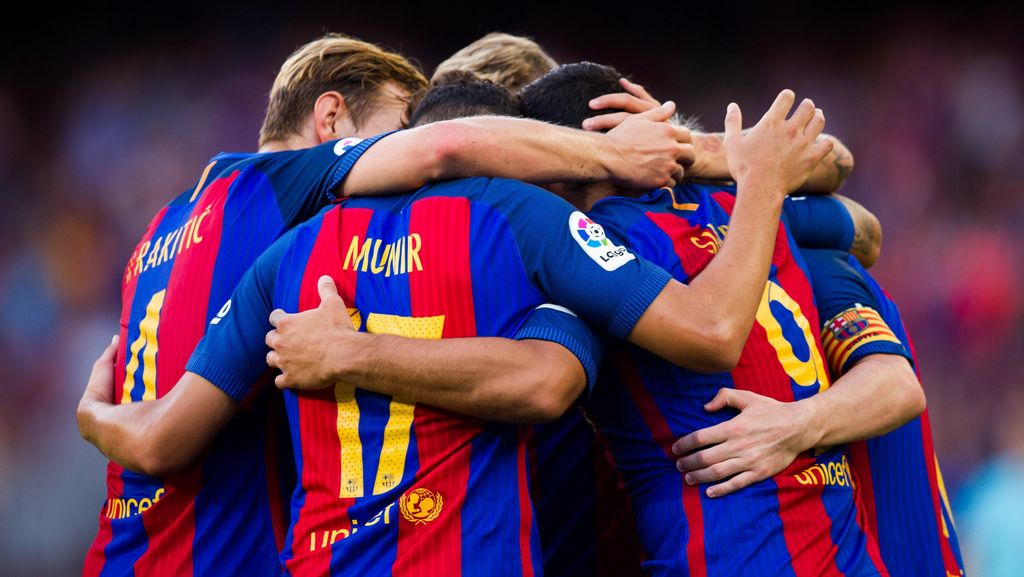 Grup Sulit untuk Barcelona