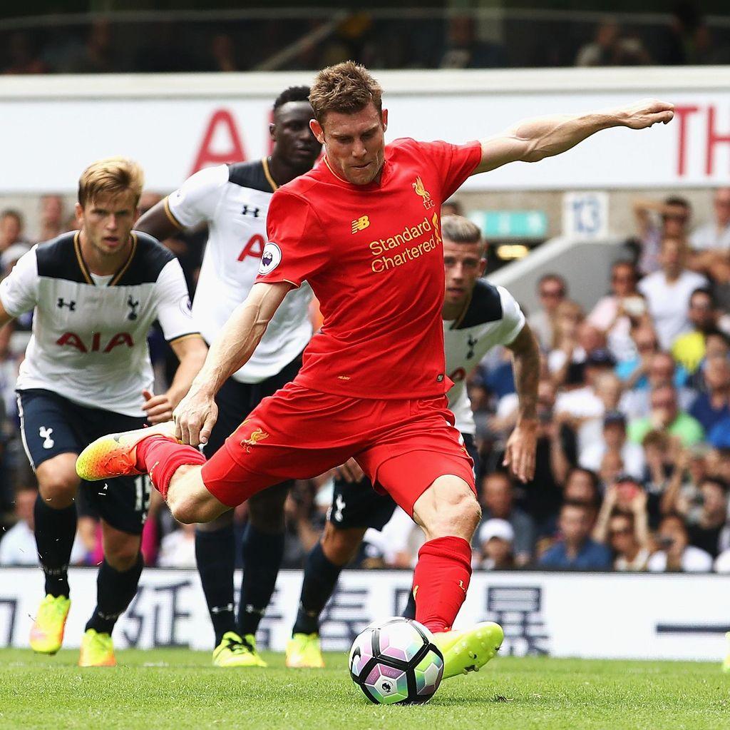 Tottenham vs Liverpool Berakhir Imbang 1-1