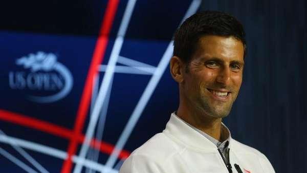 Djokovic Dibayangi Cedera Pergelangan Tangan Kiri