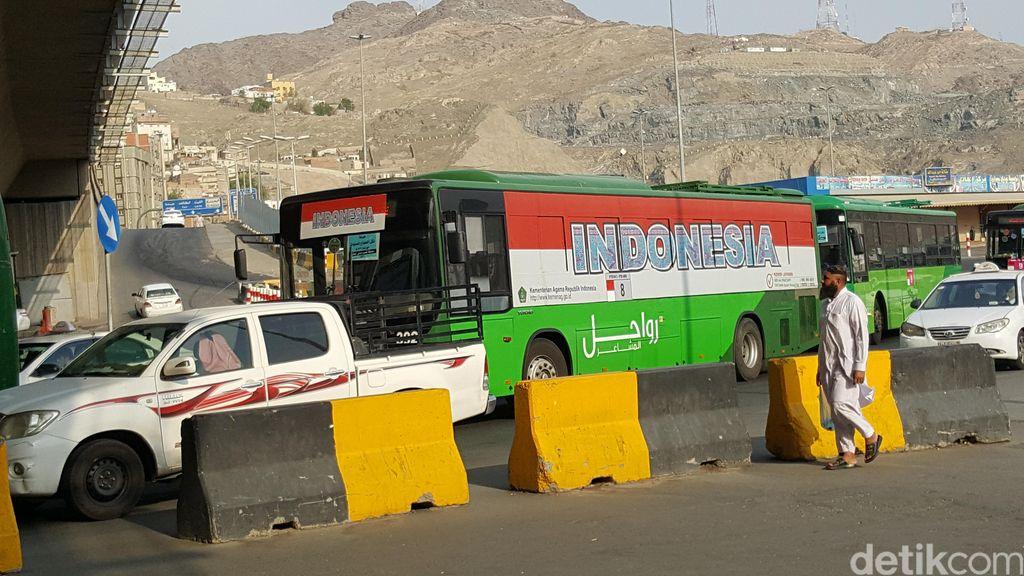 Tips Mencari Bus Shalawat Bagi Jemaah di Masjidil Haram Agar Tak Tersesat