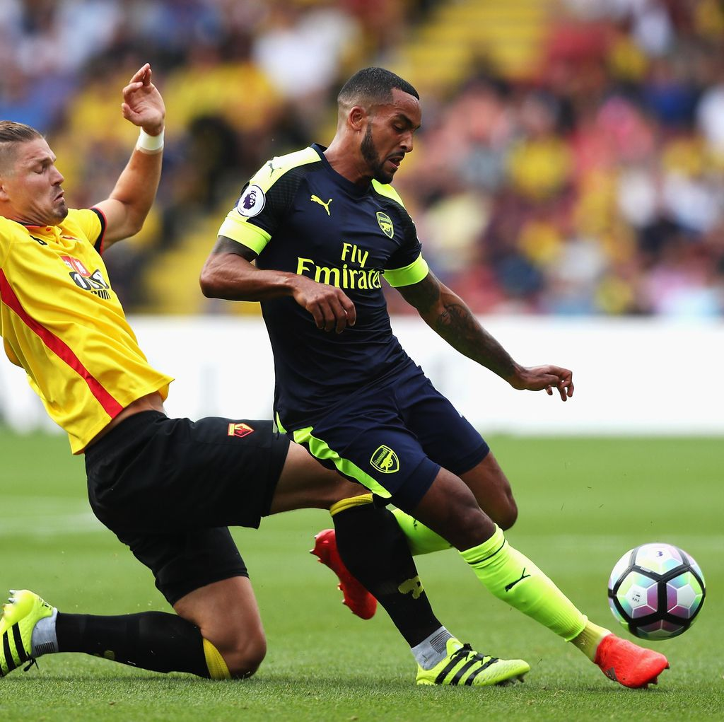 Turun Minum, Arsenal Memimpin 3-0 atas Watford