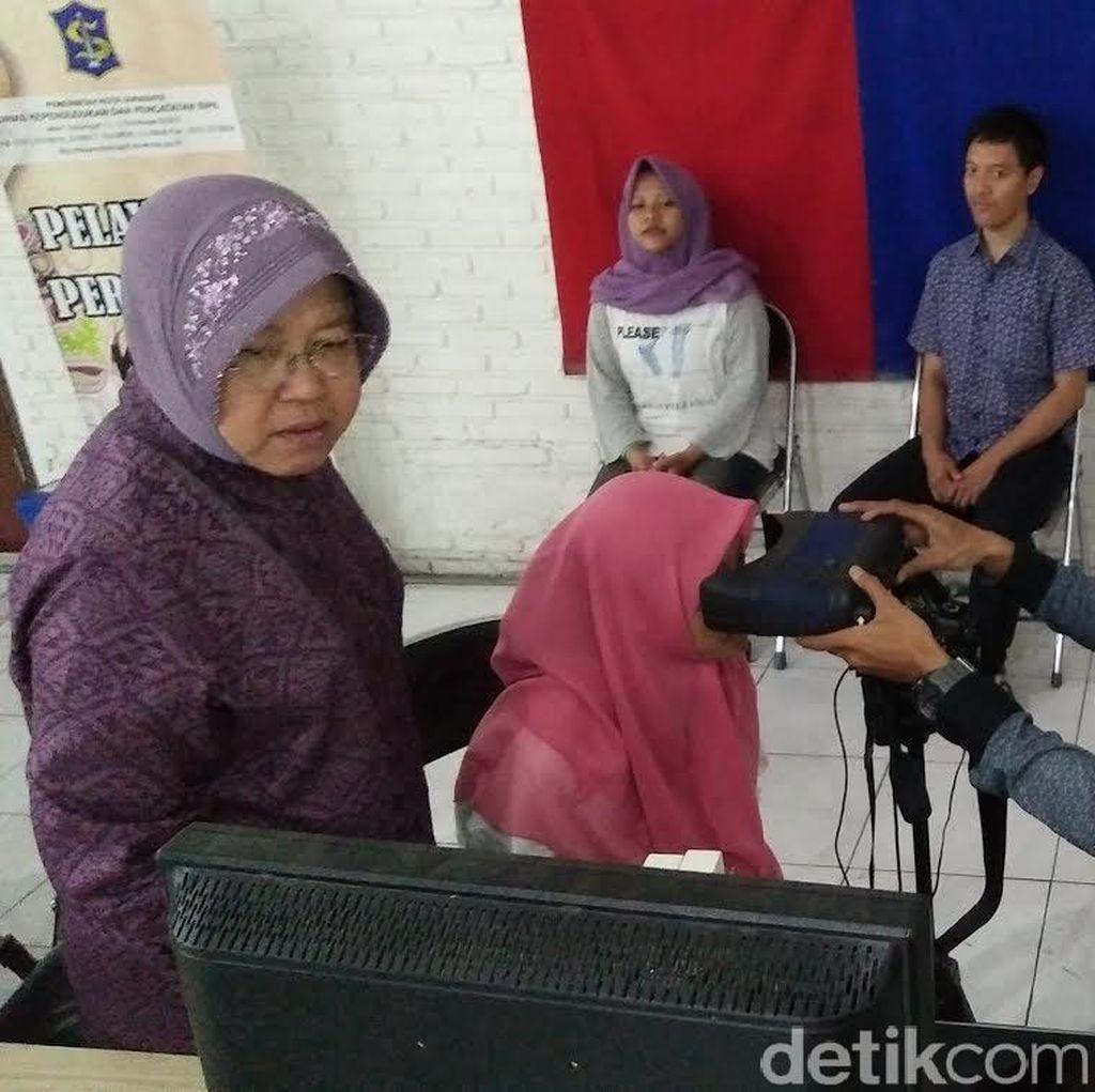 Dapat Kiriman 12 Ribu Blanko, Kota Surabaya Pastikan Perekaman e-KTP Lancar