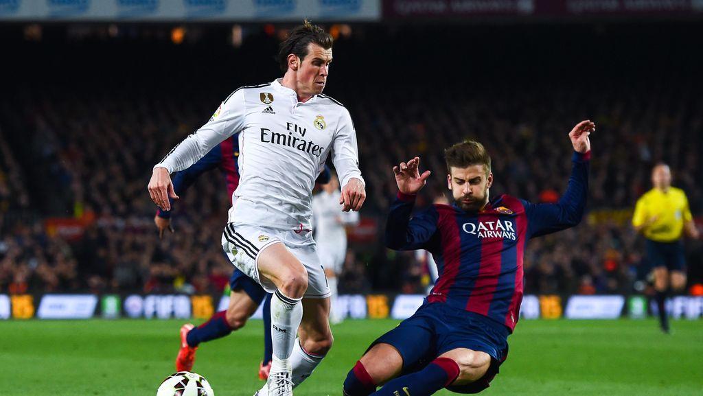 Zidane Tanggapi Ejekan Pique pada Madrid