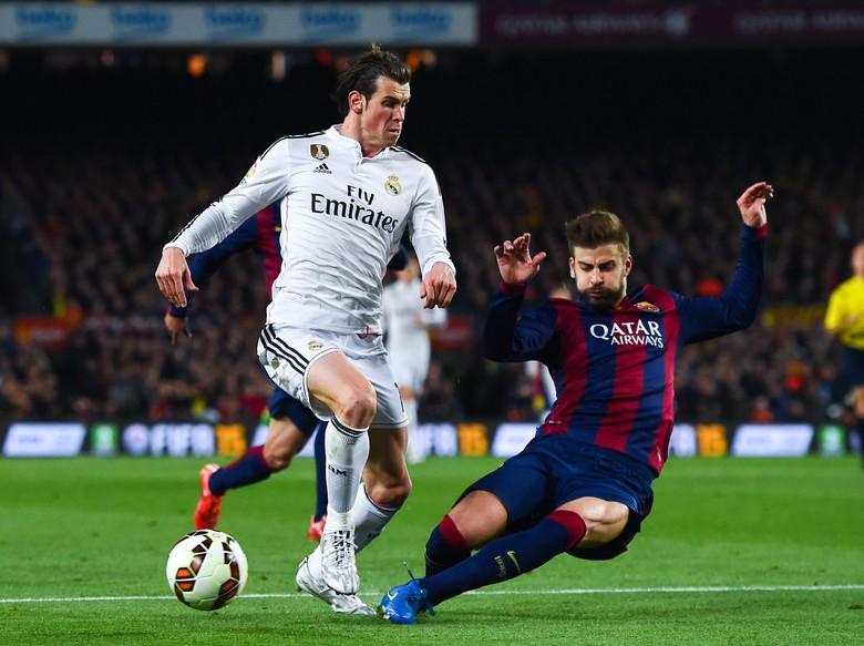 """Bandar Bola - Zidane Tanggapi Ejekan Pique Pada Madrid"""