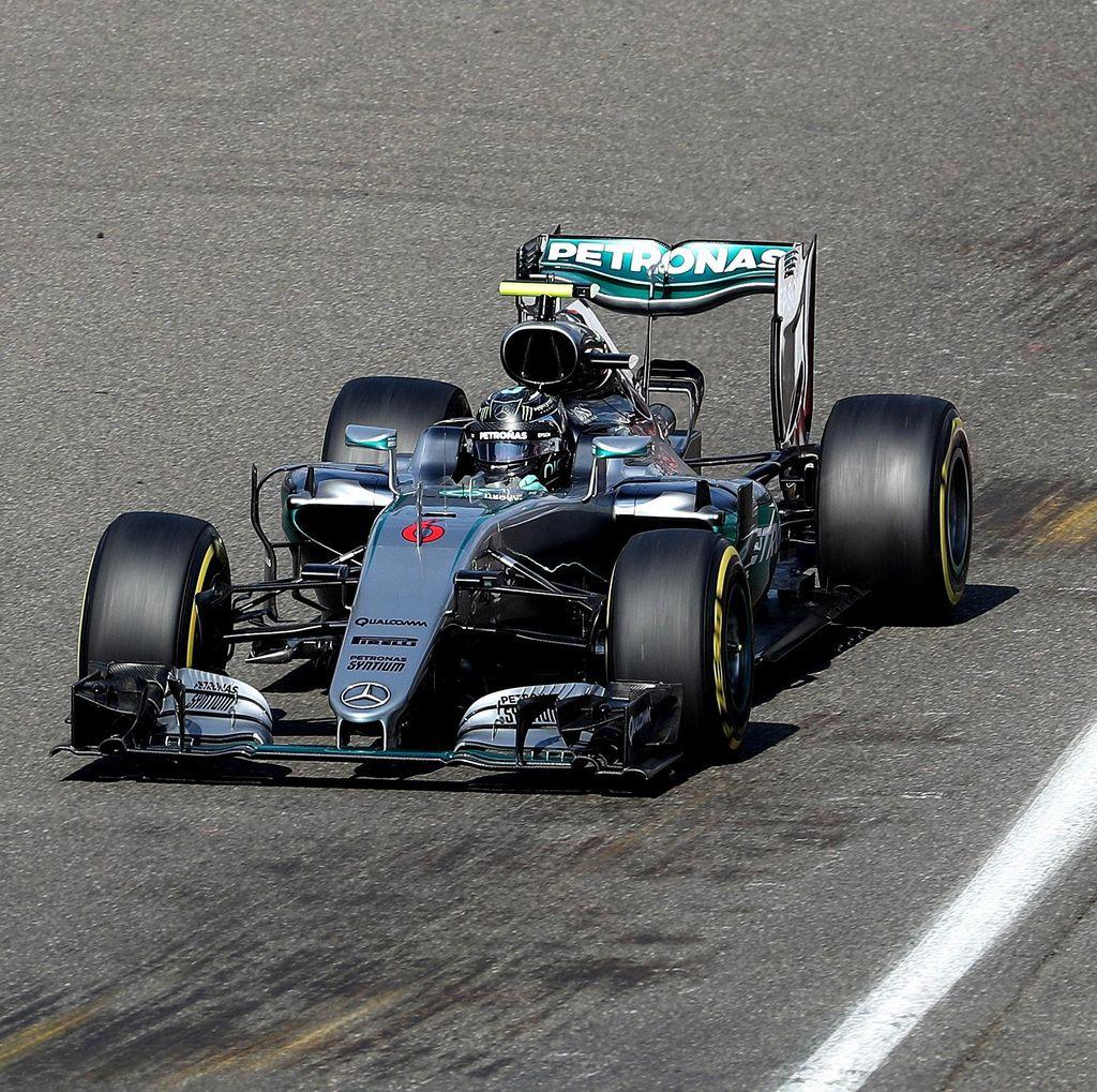 Rosberg Start Terdepan