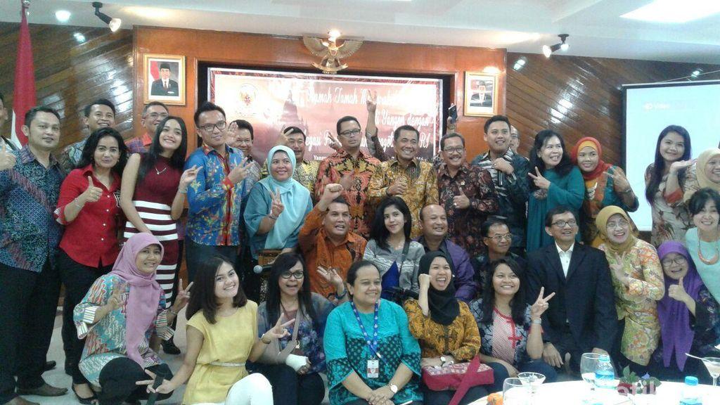 Sapa WNI di Myanmar, Delegasi MPR Sosialisasi Empat Pilar